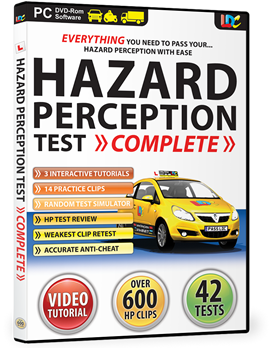 Hazard Perception Test Complete